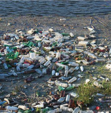 Plastique dans les océans