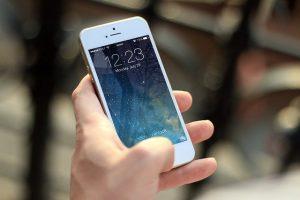 5g mobilité iPhone cellulaire