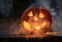 articles promotionnels d'Halloween