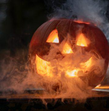 articles promotionnels d'Halloween