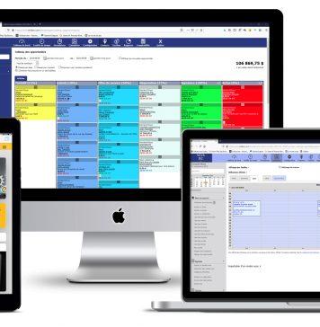 productivité avec un logiciel de gestion d'entreprise