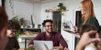 épanouissement au travail comme professionnel